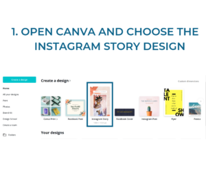 How to create Instagram Highlight Covers