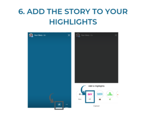 How to Make an Instagram Highlight